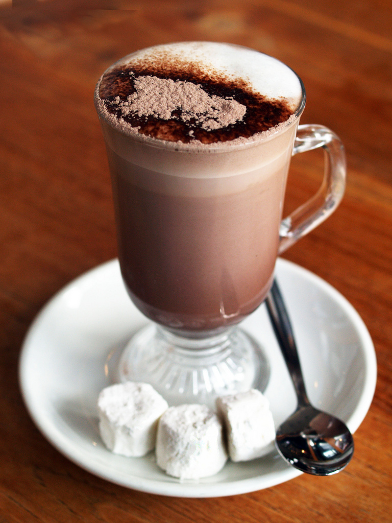 Homemade Hot Chocolate | Revived Kitchen